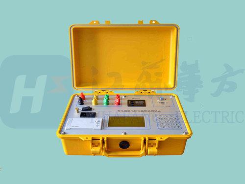 变压器低电压短路阻抗测试仪接线图